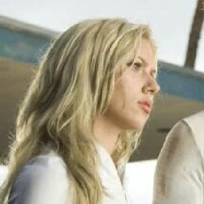 """Scarlett Johansson w futurystycznym kostiumie """"Wyspy"""" /"""