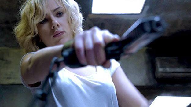 """Scarlett Johansson w thrillerze """"Lucy"""". /materiały dystrybutora"""