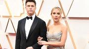 Scarlett Johansson z zaokrąglonym brzuszkiem na gali Oscarów