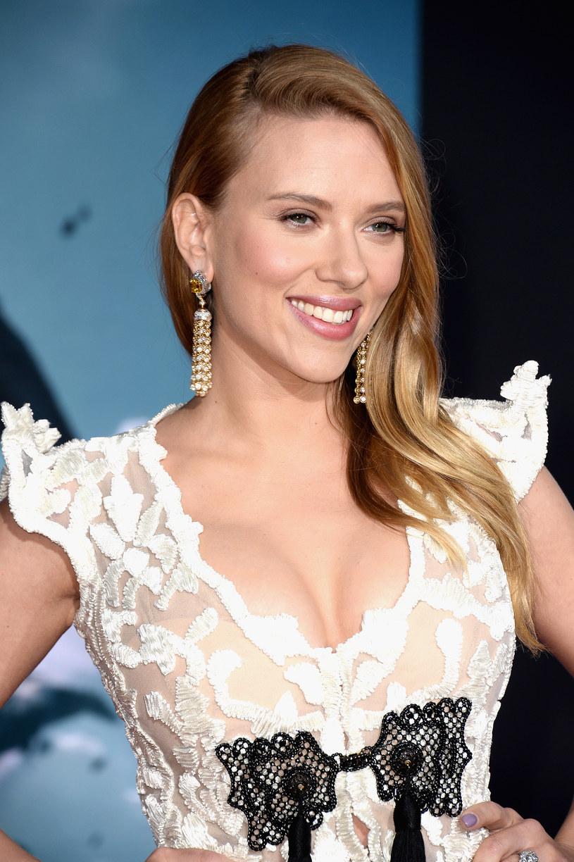 Scarlett Johansson /Frazer Harrison /Getty Images