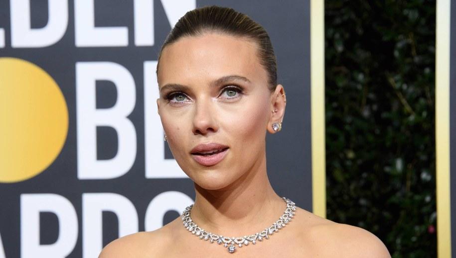 Scarlett Johansson /HFPA Photographer /PAP/EPA