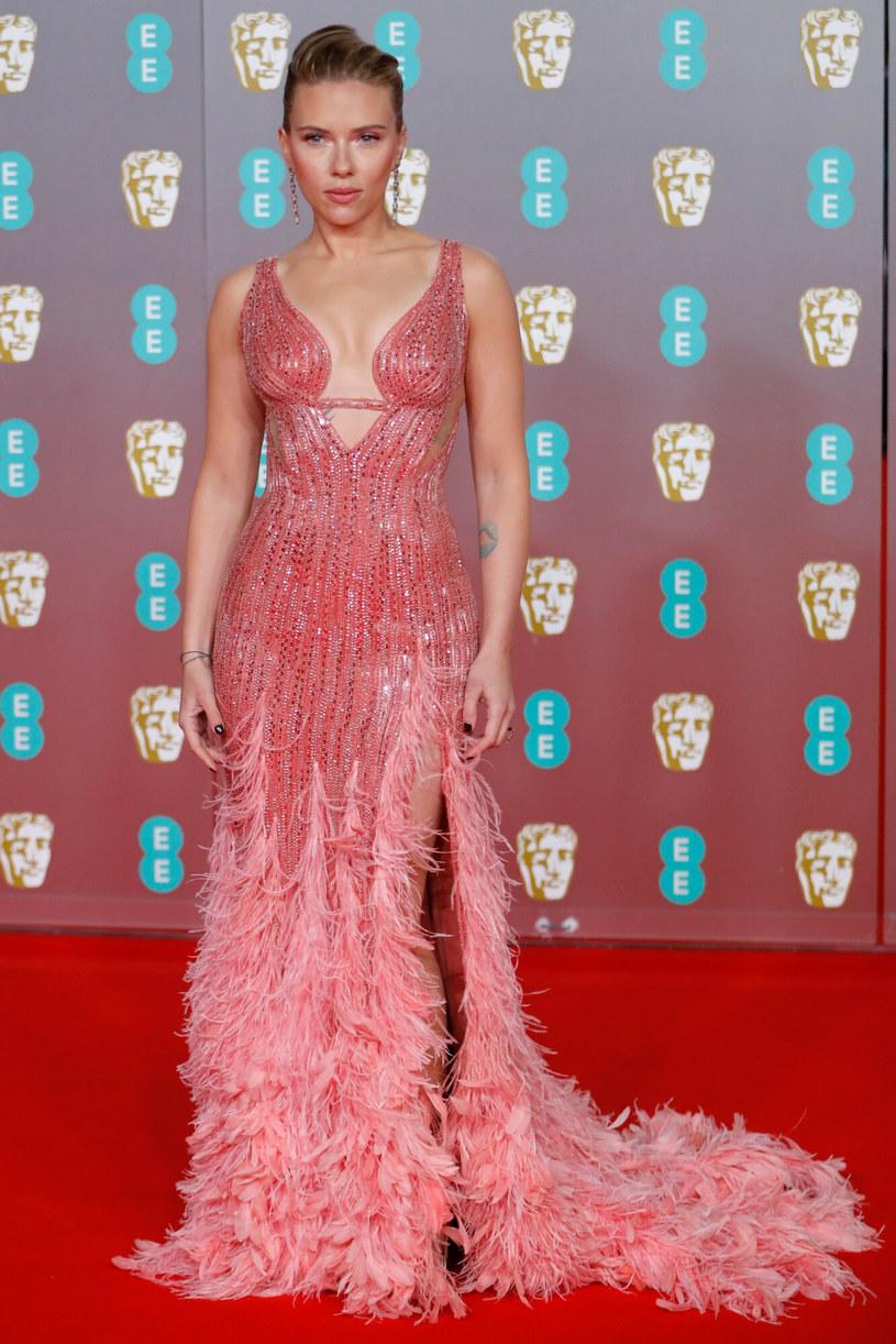 Scarlett Johansson /TOLGA AKMEN/AFP/East News /East News