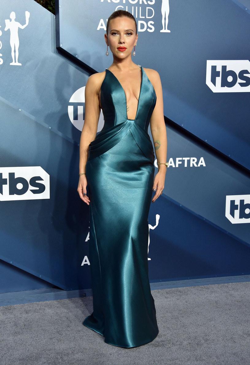 Scarlett Johansson /GREGG DEGUIRE/Getty AFP/East News /East News