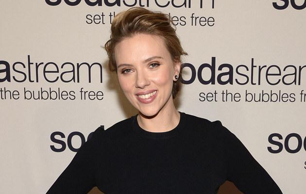 Scarlett Johasson została mamą! /Mike Coppola /Getty Images