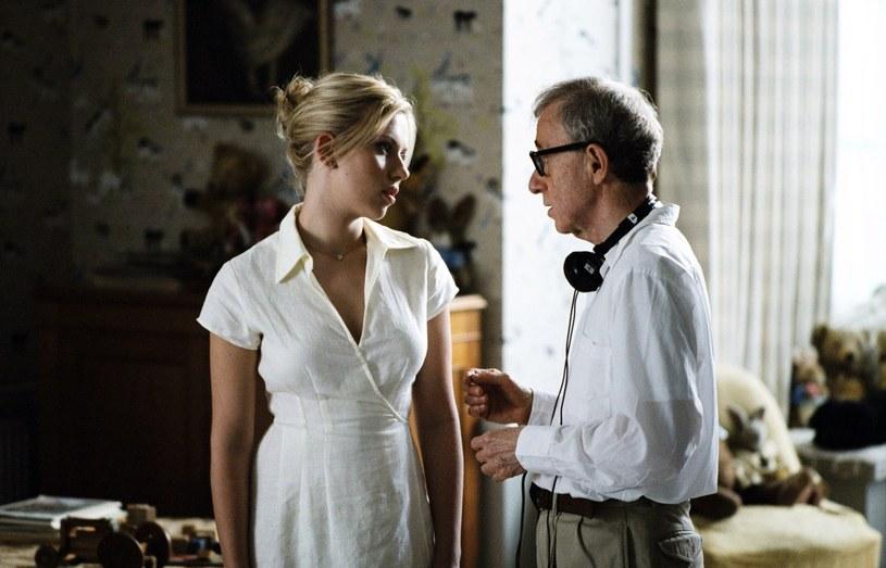 Scarlett należała do obrońców reżysera, zapewniając wielokrotnie, że wierzy w jego niewinność /East News