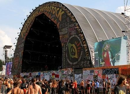 Scena na Przystanku Woodstock 2006 /INTERIA.PL