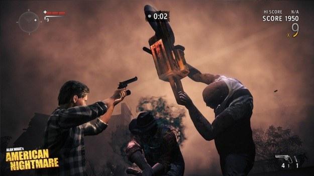 Scena rodem z Resident Evil 4... /Informacja prasowa