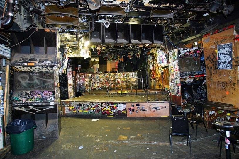 Scena w CBGB /Getty Images/Flash Press Media