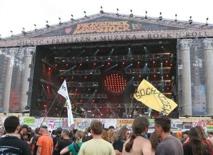 Scena XIV Przystanku Woodstock /INTERIA.PL