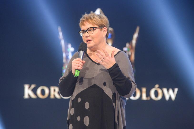 """Scenarzystką """"Korony królów"""" jest Ilona Łepkowska /Stach Leszczński    /PAP"""