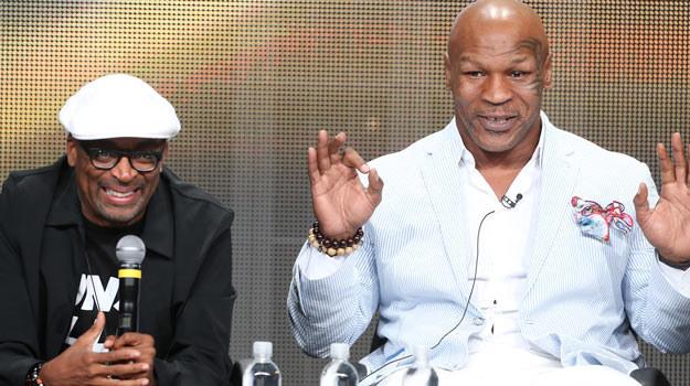 Sceniczny występ Mike Tysona wyreżyserował Spike Lee - fot. Frederick M. Brown /Getty Images/Flash Press Media
