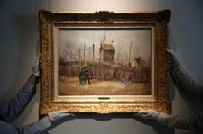 """""""Scenka uliczna na Montmartre"""" sprzedana. 13 mln euro za obraz van Gogha"""