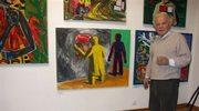 Sceny z życia artystów