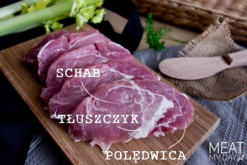 Schab powinien mieć nieznaczne przerosty tłuszczyku /Meatmyday