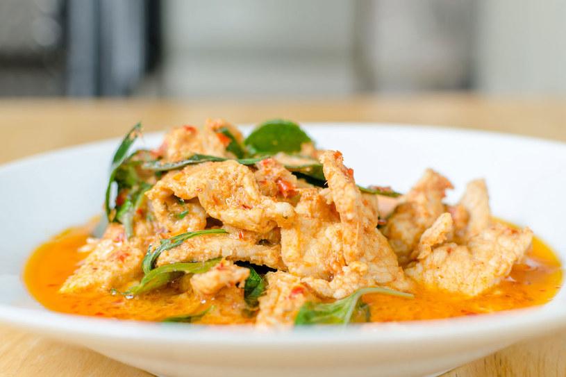 Schab w curry /123RF/PICSEL