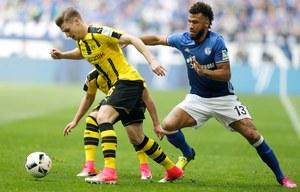 Schalke 04 - Borussia Dortmund 1-1 w derbach Zagłębia Ruhry