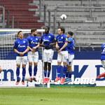 Schalke 04 - FC Augsburg 0-3 w meczu 27. kolejki Bundesligi