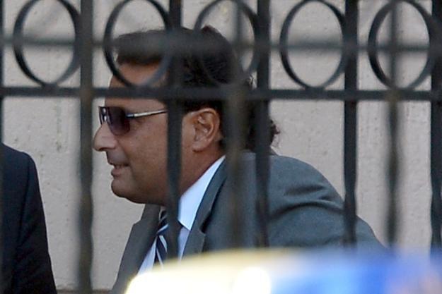 Schettino sądzi się z pracodawcą /AFP