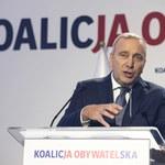 Schetyna chce ujawnienia kosztów konwencji PiS w Lublinie