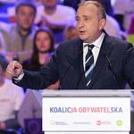Schetyna do opozycji: Proszę o jasne deklaracje, że nie pójdziecie z Kaczyńskim