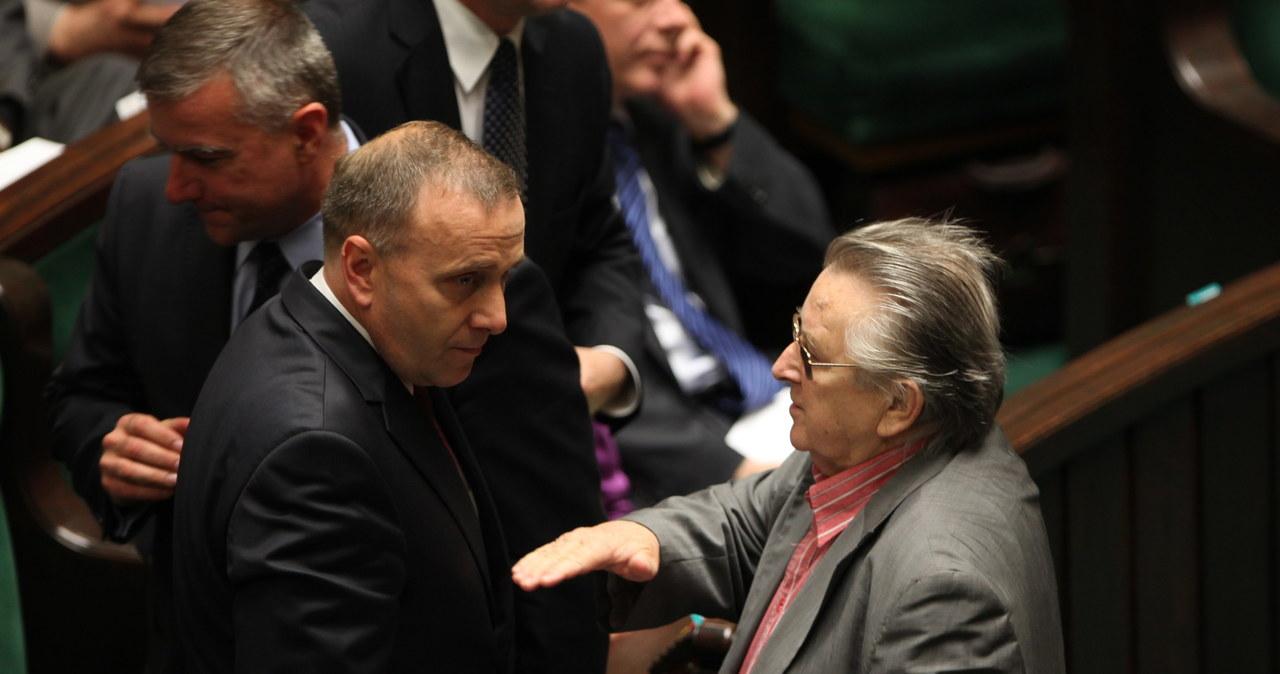 Schetyna nowym marszałkiem Sejmu