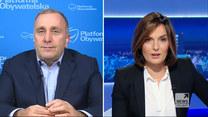 Schetyna o powrocie Tuska do polskiej polityki: Jego obecność jest potrzebna