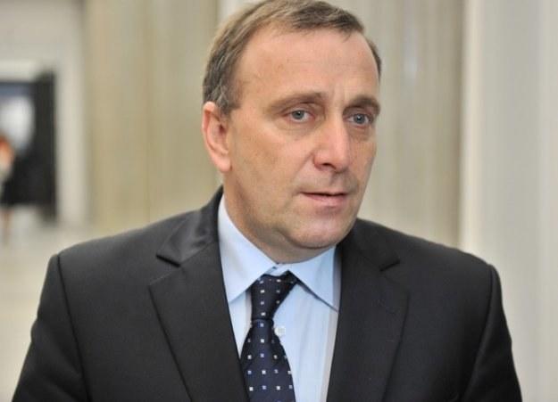 Schetyna: Pomysł rezolucji zaognia sytuację / fot. P. Bławicki /East News