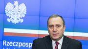 Schetyna: Słowa Putina to propaganda rosyjska