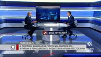 """Schetyna w """"Gościu Wydarzeń"""" o decyzji TSUE miliona euro kary dziennie dla Polski: Jest zaskakująca"""