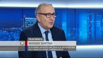 """Schetyna w internetowej dogrywce """"Gościa Wydarzeń"""": Putin cieszy się, że w Polce rządzi antyeuropejski rząd"""