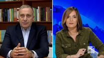 """Schetyna w programie """"Gość Wydarzeń"""" o postulatach obalenia rządu przez Strajk Kobiet"""