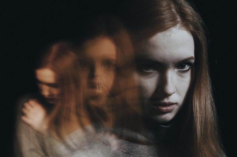 """Schizofrenia """"przybiera wiele twarzy"""" /123RF/PICSEL"""
