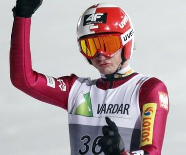 Schlierenzauer wygrał w Vikersund. Dalekie loty Polaków