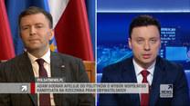 """Schreiber w """"Gościu Wydarzeń"""": Ubolewam nad postawą kolegów z koalicji"""