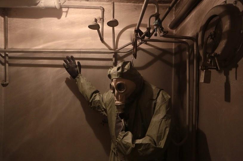 Schron przeciwatomowy w Będzinie z okresu zimnej wojny. Obecnie obiektem opiekuja sie pasjonaci ze stowarzyszenia Pro Fortalicium /Dominik Gajda/REPORTER /East News