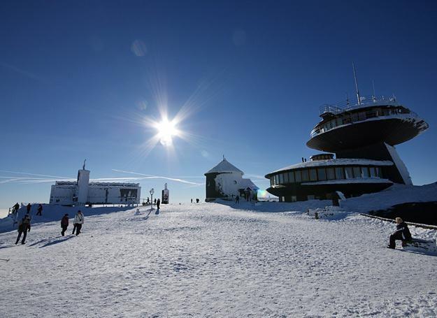 Schronisko na Śnieżce /Odkrywca