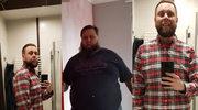 Schudł 140 kilogramów. Jak teraz wygląda?