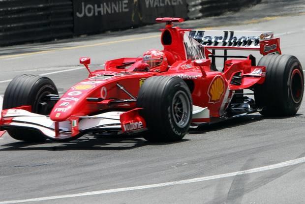 Schumacher bohaterem weekendu / Kliknij /AFP