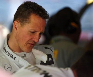 """Schumacher odchodzi. """"Moje baterie były na wyczerpaniu"""""""