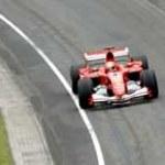 """""""Schumi"""" wygrał groteskową GP USA"""