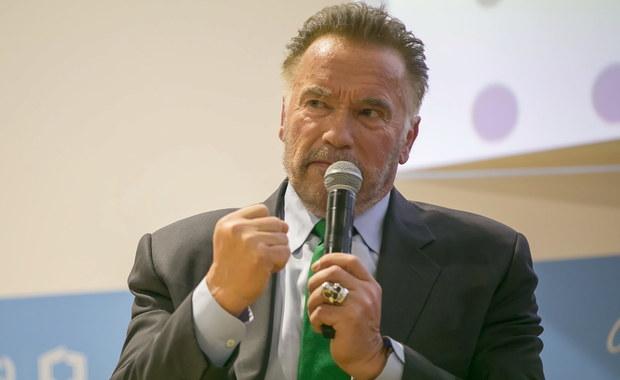 Schwarzenegger w Katowicach: Paliwa kopalne zabijają ludzi