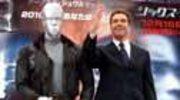 Schwarzenegger w Tokio