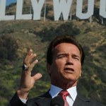 Schwarzenegger z dala od polityki