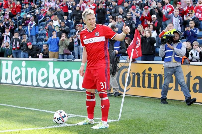 Schweinsteiger ostatnio był jedną z największych gwiazd MLS /AFP