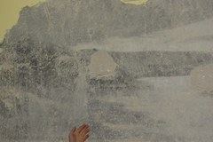 Ścienne malowidła w dworze rodziny Kossaków