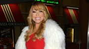 """Ściśnięta"" Mariah Carey na imprezie!"