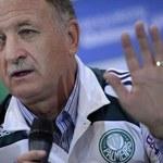 Scolari zawieszony na dwa mecze za obrazę arbitra