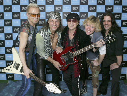 Scorpions fot. Jo Hale /Getty Images/Flash Press Media