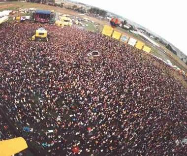 Scorpions w Krakowie: 15 lat od największego koncertu w Polsce