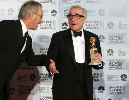 Scorsese dostałjuż w tym roku Złotego Globa, teraz czas na Oscara /AFP